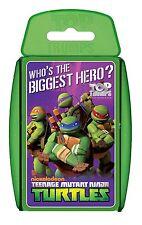 Top Trumps Teenage Mutant Ninja Turtles Card Game