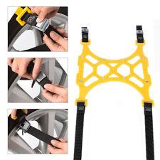 Car Snow Chain Tire Tyre Anti-skid Belt Security Chain Tire Wheel Lug Chain Sock