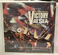 Vintage Richard Rodgers - Victory At Sea - Vinyl LP