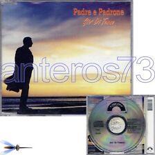 """GIO' DI TONNO """"PADRE PADRONE"""" RARO CDsingolo 1994"""