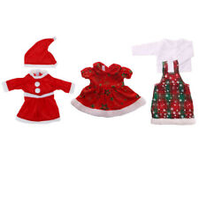 18'' Girl Doll Accessory Christmas Clothes for AG American Doll Doll Accessory
