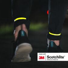 Salzmann Reflektierende Hosenklammern für Radfahrer - Mit 3M Scotchlite