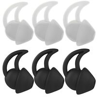 Ear Tips for Bose Headphones 3 Pairs Earbuds Stay Hear Tips Soft Silicone