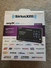 SiriusXm Onyx Ezr Satellite Radio Receiver & Vehicle Kit Black Open Box Sealed