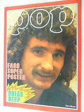 1 x Magazin - Pop Nr.5 - 8. Jahrgang-1973  seltene Musikzeitschrift -Z.sehr gut