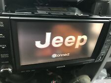 2008-2015 NTG4 Jeep Wrangler RHR Navigation AM FM Radio CD Player UPDATED