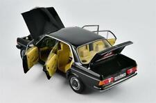 Norev Mercedes Benz 230 E W123 1980 Black 1:18 183711
