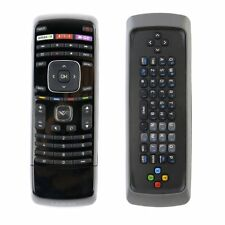 Original VIZIO XRT303 Qwerty keyboard remote for M3D550KDE M3D470KDE M3D550KD...