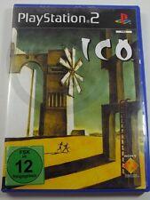 !!! PLAYSTATION PS2 SPIEL ICO, gebraucht aber GUT !!!