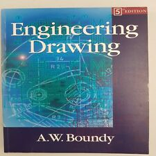 B2 Engineering Drawing by Boundy (Paperback, 1996)