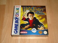 HARRY POTTER Y LA CAMARA SECRETA NINTENDO GAME BOY COLOR GBC NUEVO PRECINTADO