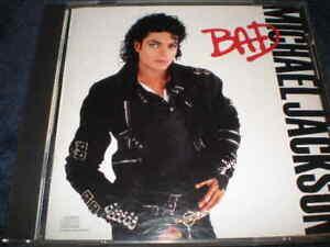 MICHAEL JACKSON  cd  BAD (NM)