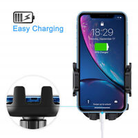 Gravity Car Mount Phone Holder Air Vent for iPhone X XR XS Max Galaxy S10 Note 8