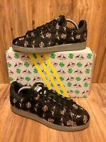 RARE 🔥adidas PW STAN SMITH PONYHAIR sneakers SZ 8.5 Supreme