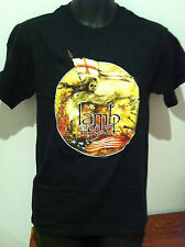 LAMB OF GOD Ghost Flag Logo T-SHIRT NEW OFFICIAL MERCHANDISE Size Small