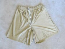 Mens Just Sports, Gold Preowned Basketball, Active Shorts, Size Xl