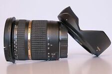 Tamron 10-24mm f/3.5-4.5 LD Di-II Aspherical IF AF Lens For Canon
