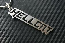 For Dodge HELLCAT keychain keyring HEMI 392 CHARGER CHALLANGER SUPERCHARGED SRT.