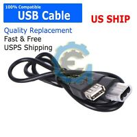 Controller to USB Female Converter Adapter Cable Cord for Xbox Console A290