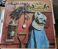1977 Various Wabash Cannonball National Geographical Society 07796 Stereo LP