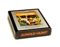 Jungle Hunt (Atari 2600, 1983) Cart Only, Tested