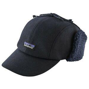 Patagonia Recycled Wool Ear Flap Cap ~ Large/XL