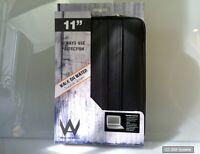 Walk On Water 11308 Boarding Sleeve Tasche Schwarz für Apple Mac Air 11 zoll NEU