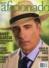 ANDY GARCIA [ CIGAR AFICIONADO MAGAZINE ]  APR 2014  BRAND NEW UNREAD MINT