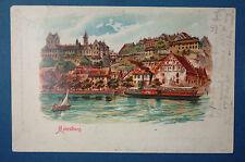 MEERSBURG  -  cachet au verso du 22. 9. 01 ( 1901 )