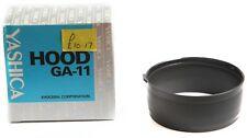 Yashica GA-11 Lens Hood-pour 28/50/35-70/80-200mm - Boxed