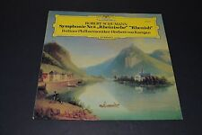 Robert Schumann~Symphonie Nr. 3~Berliner Philharmoniker~Herbert Von Karajan