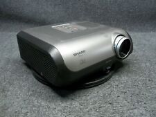 Sharp NoteVision Xr-20X Home Theater Projectors Dlp Video Player Working Lamp