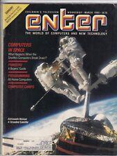 Enter Magazine Computers In Space March 1985 090419nonr