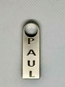Custom Engraved 32 GB USB Metal Flashdrive