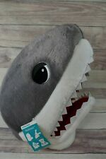 Dan Dee Maskimals Shark Plush San Jose Mascot Halloween Cosplay Costume