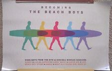 Becoming The Beach Boys Promo Poster 11 x 17 - Free Shipping !