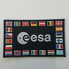 Official Last Version ESA European Space Agency 22 Flags patch