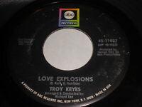 Troy Keyes: Love Explosions / I'm Crying (Inside) 45 - Soul