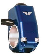 Universal Billet Kill Switch Fly Racing Blue KSU003BFR