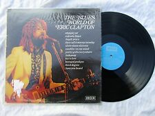 ERIC CLAPTON LP BLUES WORLD OF decca spa 387 .......33rpm / rock