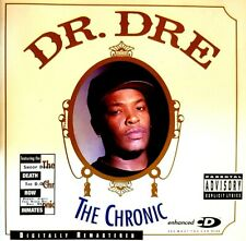 "Dr. Dre - ""The Chronic"" - ( CD - Death Row Records / Enhanced CD )"