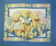 "1 ""Pillowbean Nursery"" Baby Panel Fabric"