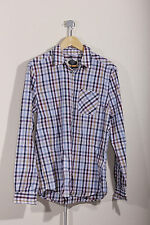 New Look Collared Check Casual Shirts & Tops for Men