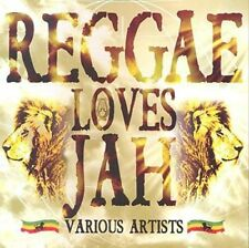 CD de musique reggae love avec compilation