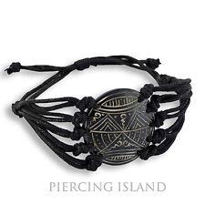 Super Armband Maori Style Handarbeit Organisch B042