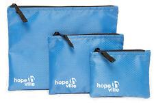 9d1820454d374 HOPEVILLE Reißverschlusstaschen-Set 3-teilig