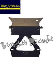 7382 - PORTATARGA POSTERIORE MBK 50 BOOSTER - YAMAHA BWS - BICASBIA CERIGNOLA
