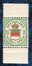 HELIGOLAND, Mi# 17, MNH
