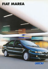 FIAT MAREA prospetto auto 6/97 1997 02.2.8050.50-6/97 PROSPEKT BROCHURE opuscolo