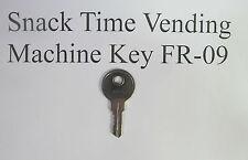 Vendcraft Dundas Snack Time Front Drop Vending Machine Key Fr-09